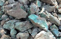 Copper Ore Crushing and Screening